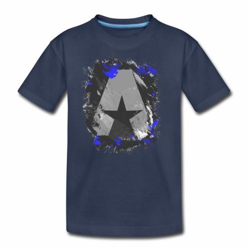 Grungy Tee - Kids' Premium T-Shirt