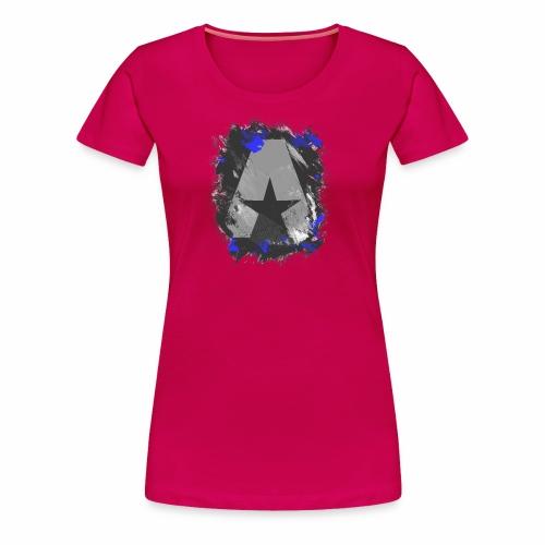 Grungy Tee - Women's Premium T-Shirt