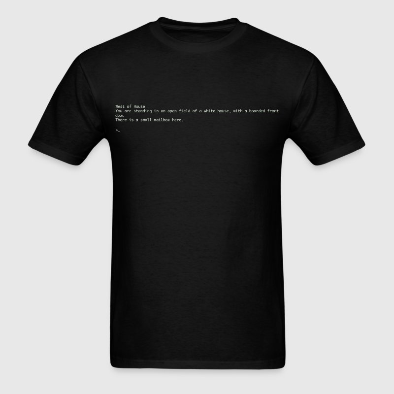 Zork The Beginning - Men's T-Shirt