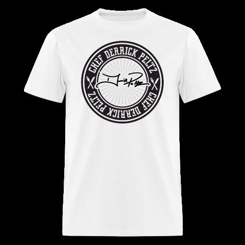 Chef Derrick Peltz Signature Tee - Men's T-Shirt