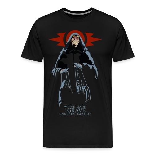 Sith Lord Jar Jar Men's Premium T-shirt (black) - Men's Premium T-Shirt