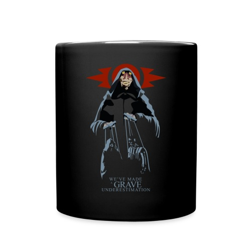 Sith Lord Jar Jar Coffee Mug - Full Color Mug
