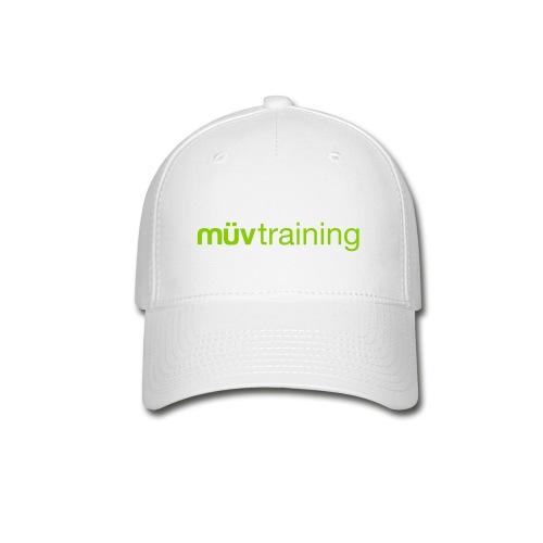 White Flexfit Logo hat - Baseball Cap