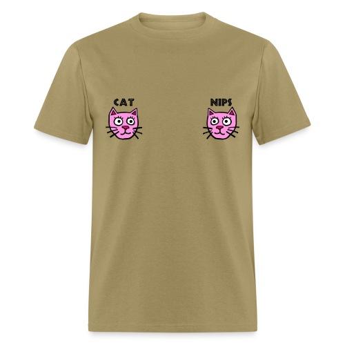 Cat Nips - Men's T-Shirt