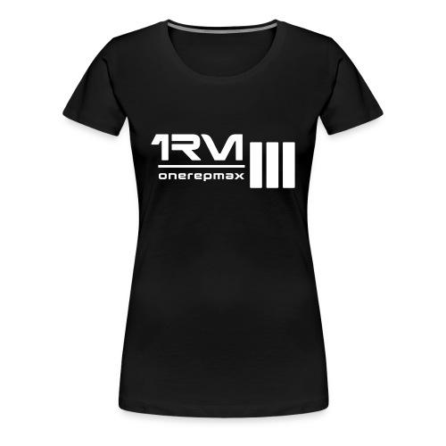#dothework women's tee - Women's Premium T-Shirt