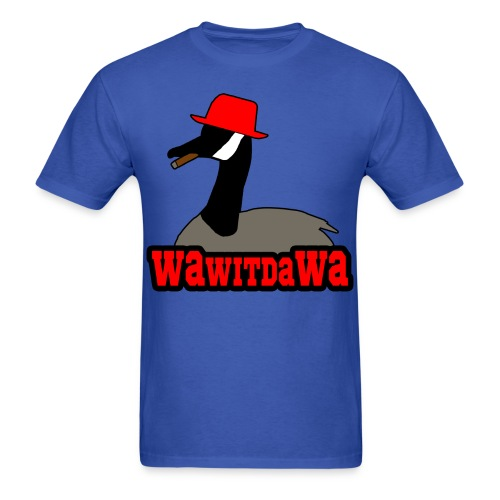 WawitdaWa - Men's T-Shirt