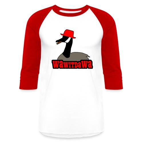 WawitdaWa Baseball Shirt - Baseball T-Shirt