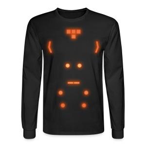 TRON: Rinzler - Men's Long Sleeve T-Shirt
