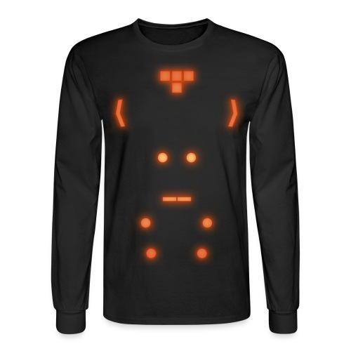 TRON: Rinzler - Men's Long Sleeve T-Shirt
