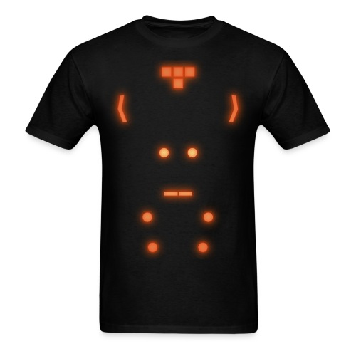 TRON: Rinzler - Men's T-Shirt