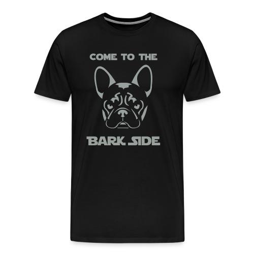 Men's Premium Bark Side Shirt  - Men's Premium T-Shirt