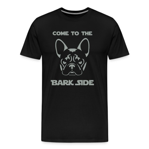 Men's Premium Bark Side Shirt  - Men's Premium T-Shirt