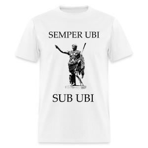SEMPER UBI SUB UBI - Men's T-Shirt