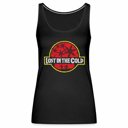 Lost in the Cold Women's Tank Top - Women's Premium Tank Top