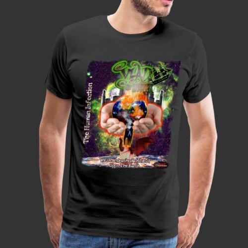Vlad The Inhaler: Human Infection - Men's Premium T-Shirt