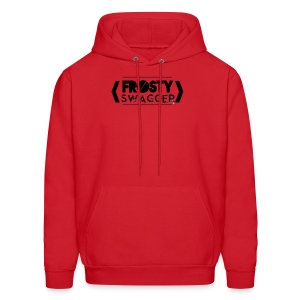Frosty swagger jumper (no faces) - Men's Hoodie