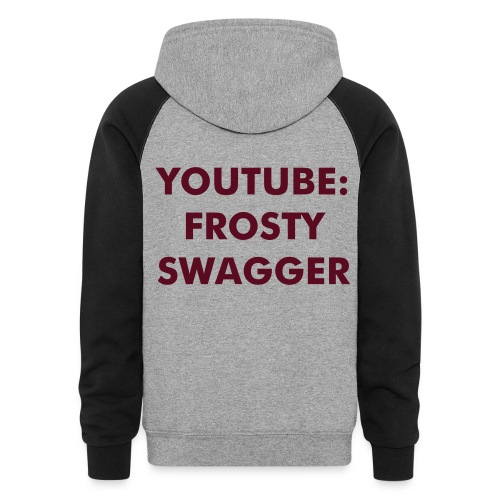 Limited edition jumper (only 15) - Colorblock Hoodie
