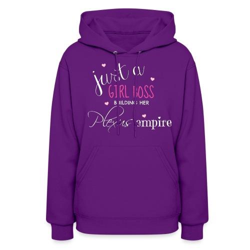 Girl Boss Plexus Sweatshirt - Women's Hoodie