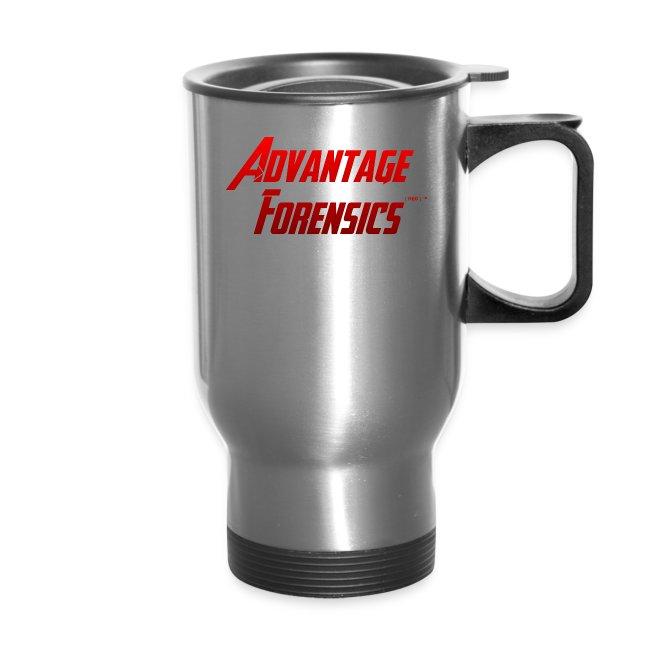 AF RED Campaign Travel Mug