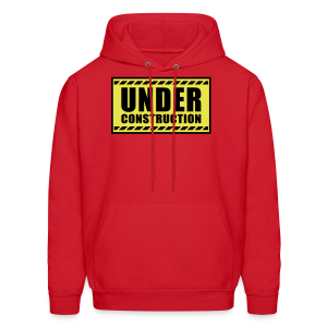 Under construction - Men's Hoodie