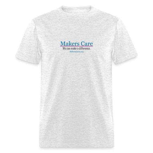Makers care - Men's T-Shirt