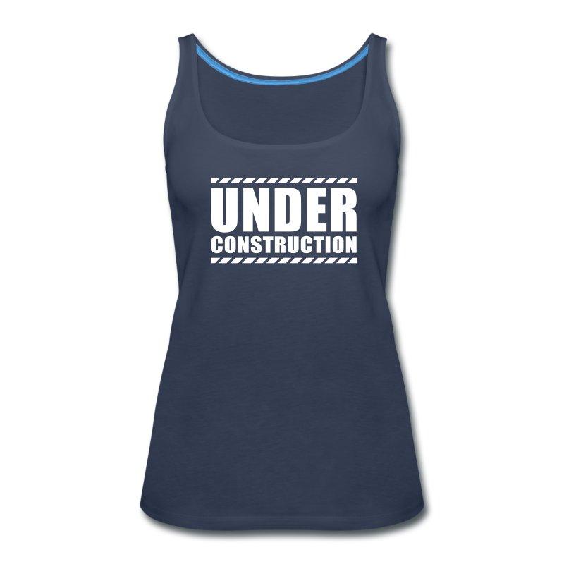 Under construction - Women's Premium Tank Top