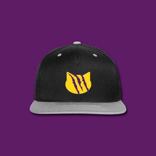 MightyCat Hat - Snap-back Baseball Cap