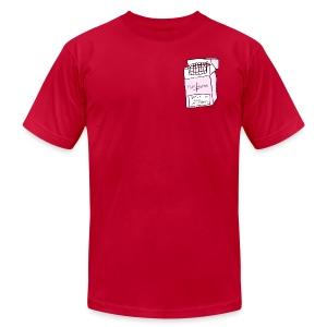 Less monday's - Men's Fine Jersey T-Shirt