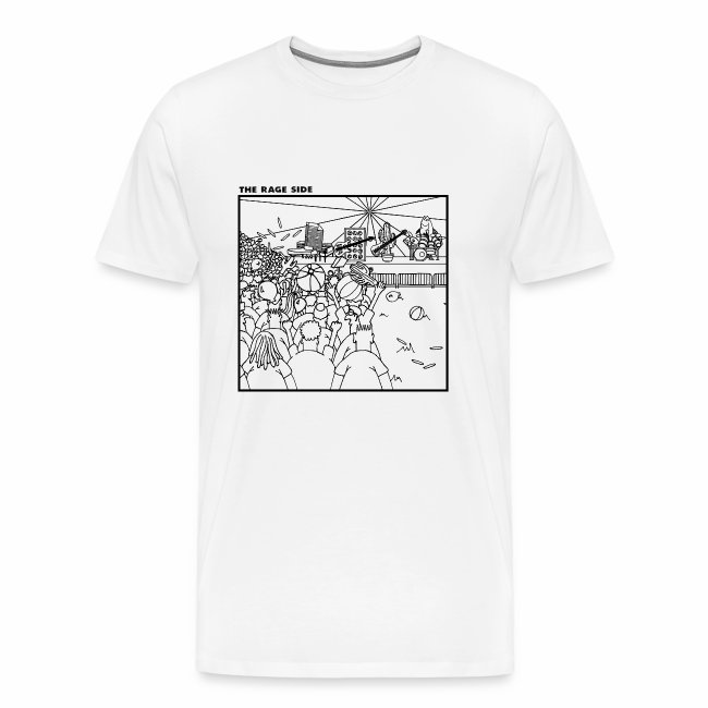 The Rage Side Men's T-shirt (premium)
