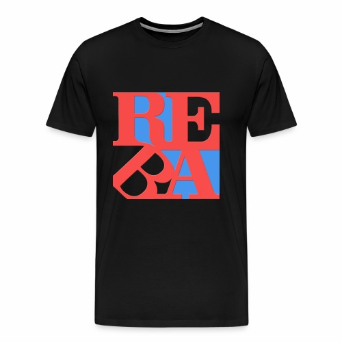 Reba Men's T-shirt (premium) - Men's Premium T-Shirt
