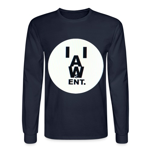 Logo Letters Long Sleeve Shirt (2) - Men's Long Sleeve T-Shirt