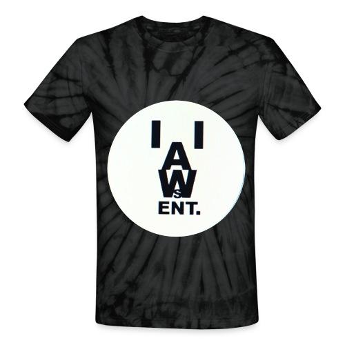 Logo Letters Swirl Shirt - Unisex Tie Dye T-Shirt