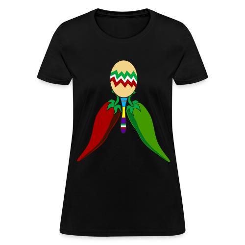 Red, Green & Salsa Tee Women's  - Women's T-Shirt
