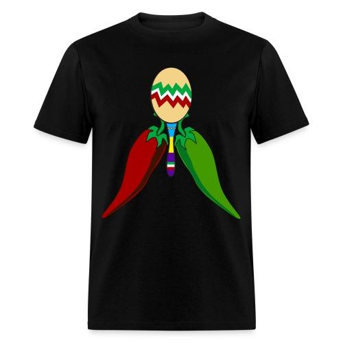 Red, Green & Salsa Tee Men's  - Men's T-Shirt