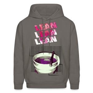 Lean lean Lean !!  - Men's Hoodie