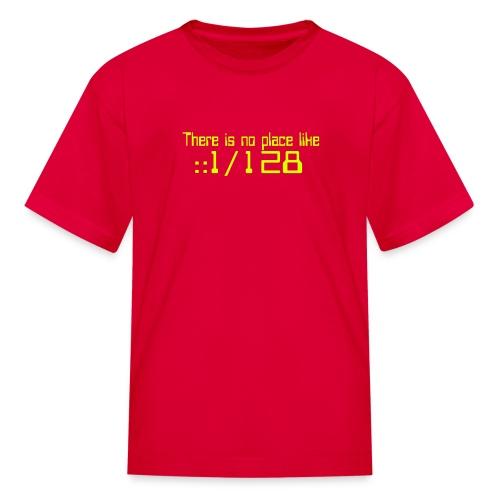 No Place Like - Kids' T-Shirt