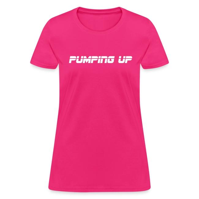 Pumping up