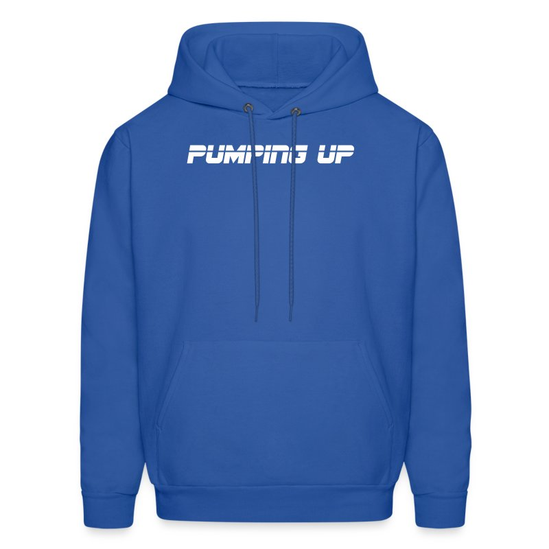 Pumping up - Men's Hoodie