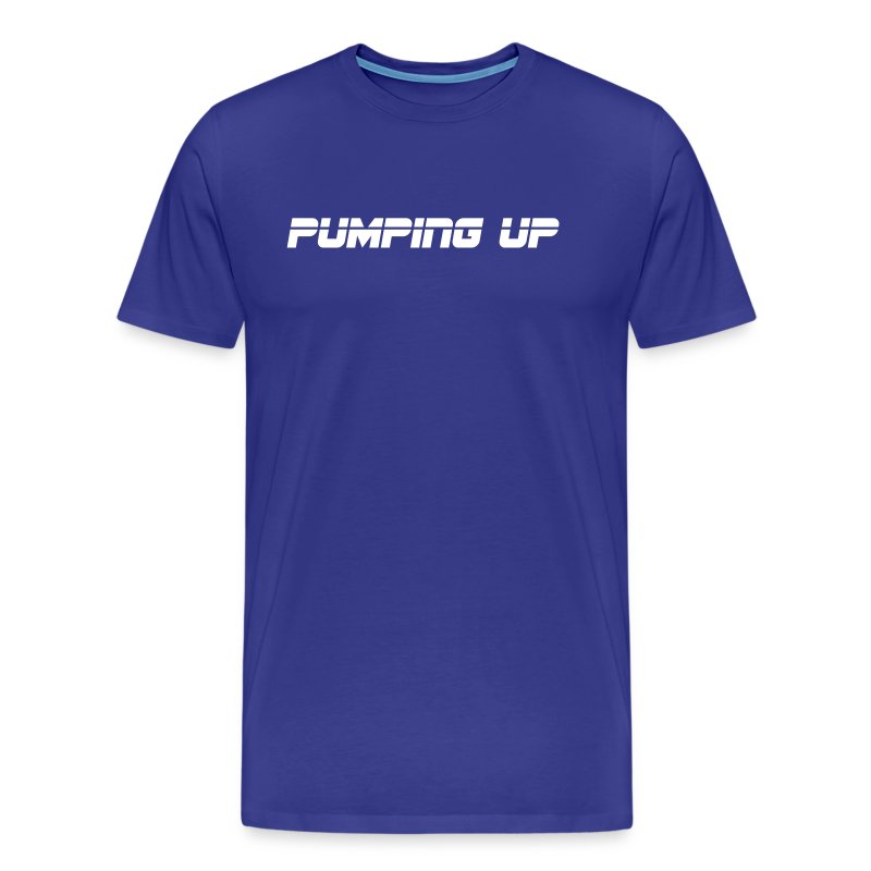 Pumping up - Men's Premium T-Shirt