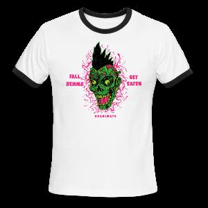 Fall Behind-Ringer - Men's Ringer T-Shirt