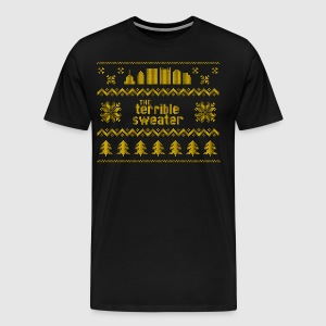 Terrible Sweater - Men's Premium T-Shirt