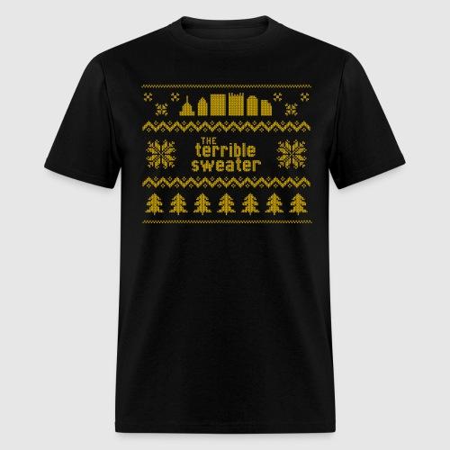Terrible Sweater - Men's T-Shirt