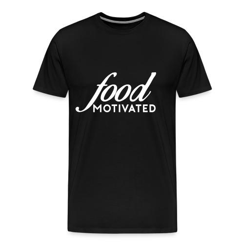 Food Motivated - Mens - Men's Premium T-Shirt
