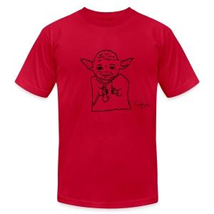 Dark side i rather be... - Men's Fine Jersey T-Shirt