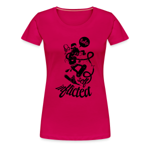 Self Inflctd - Women's Premium T-Shirt