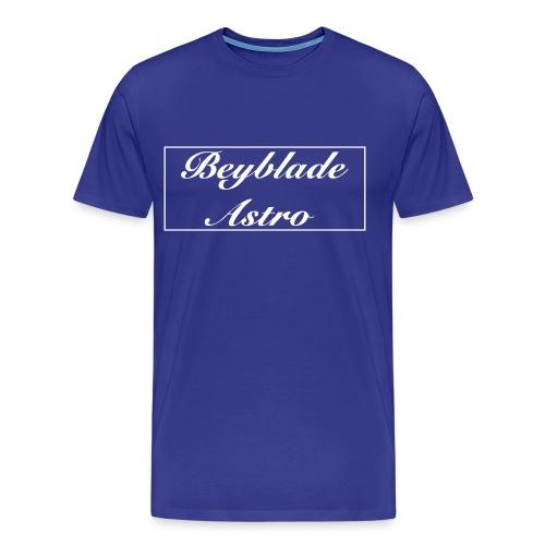 Beyblade Astro T-Shirt - Men's Premium T-Shirt
