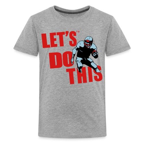Let's do it - Kids' Premium T-Shirt