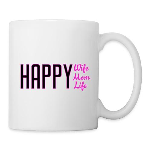 Happy Life mug - Coffee/Tea Mug
