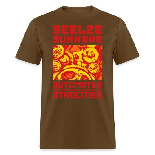 Automated Atrocities Shirt - Men's T-Shirt