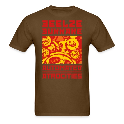 Automated Atrocities Shirt - Men's T-Shirt